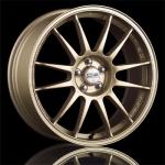 Автомобильный диск OZ Racing Superleggera Gold