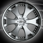 Автомобильный диск Antera 361 SUV (20-22)