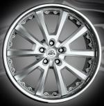 Автомобильный диск Antera 363