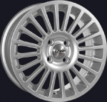 Автомобильный диск Zeppelin Imola Sil лого