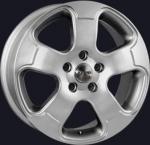 Автомобильный диск Zeppelin Ravenna Sil лого