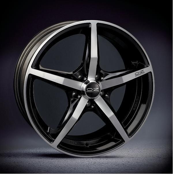 Автомобильный диск OZ Racing Canova Black