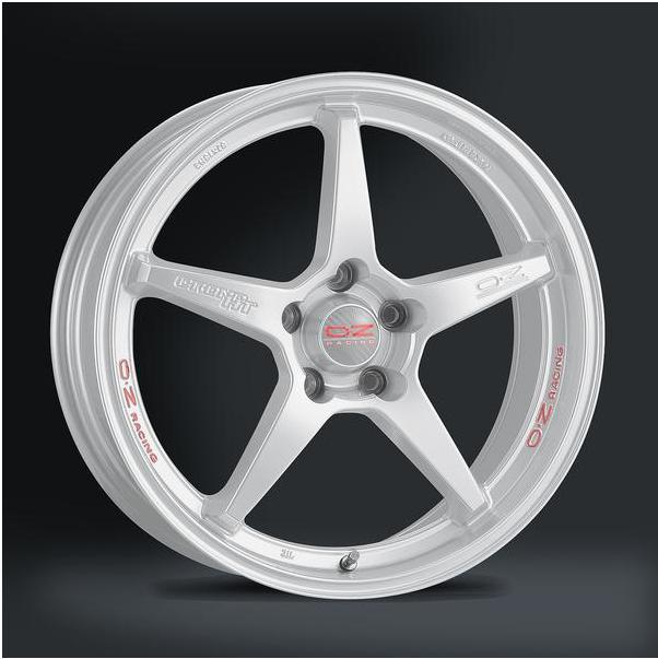 Автомобильный диск OZ Racing Chrono HT White