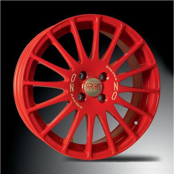 Автомобильный диск OZ Racing Superturismo Red