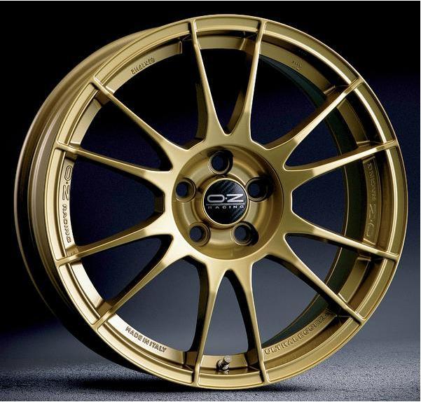 Автомобильный диск OZ Racing Ultraleggera Gold