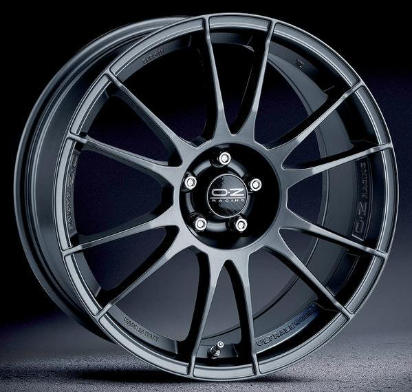 Автомобильный диск OZ Racing Ultraleggera Matt Graphit Silver