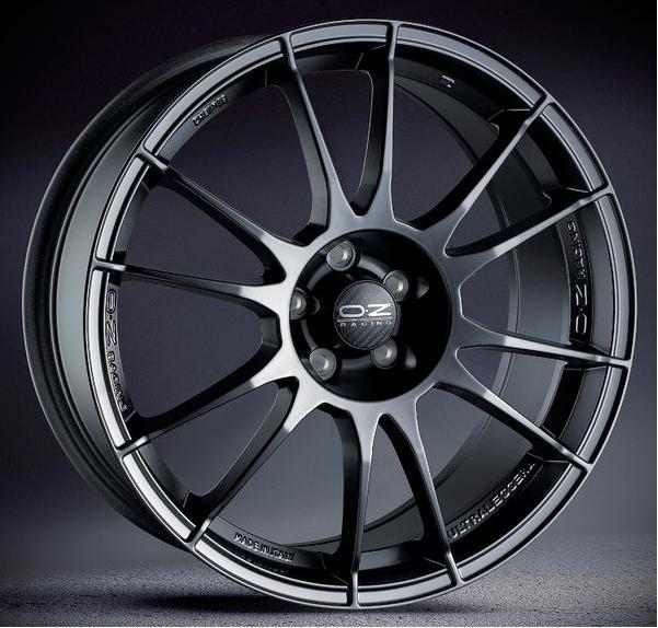 Автомобильный диск OZ Racing Ultaleggera HLT Matt Black