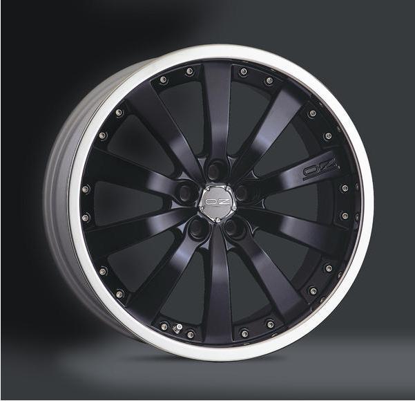 Автомобильный диск OZ Racing Michelangelo II PL Black